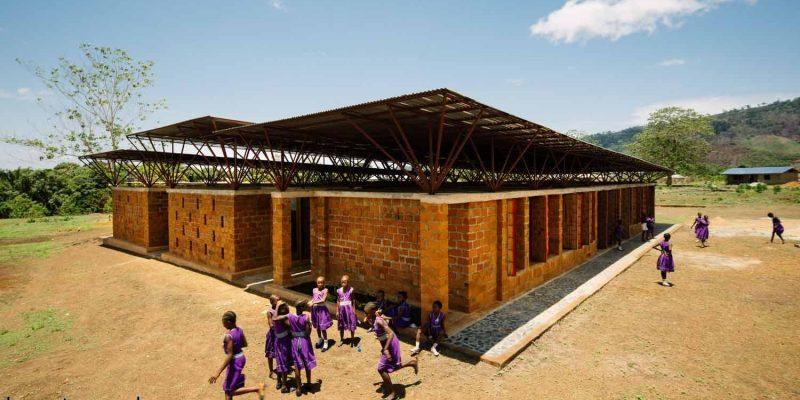 طراحی مدرسه ابتدایی دخترانه همگانی/ اثر شرکت معماری ارکید Orkidstudio