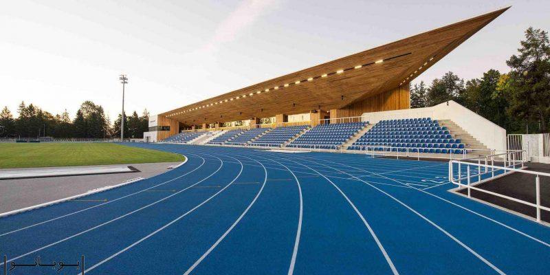 طراحی استادیوم ورزشی پارنو / شرکت معماری کمپ