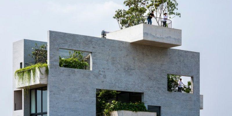 طراحی خانه «بین» / VTN Architects