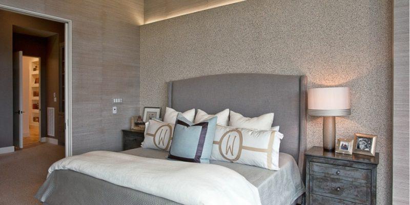 پالت های رنگی خنثی برای اتاق خواب تماشایی