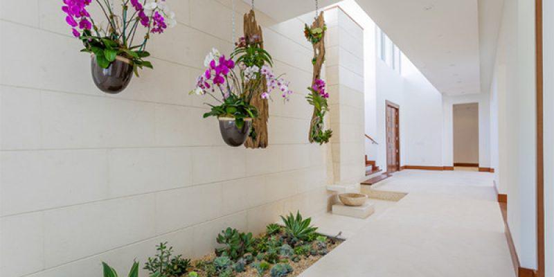 ۲۰ مدل طراحی باغچه برای فضای داخل منزل که حیات را با خود به ارمغان میآورند