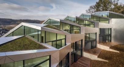 طراحی ساختمان مسکونی با ۱۵ واحد / METAFORM Architects