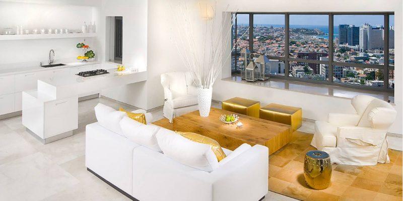 راهنمای انتخاب رنگ : چطور از رنگ طلایی در دکوراسیون منزل استفاده کنیم