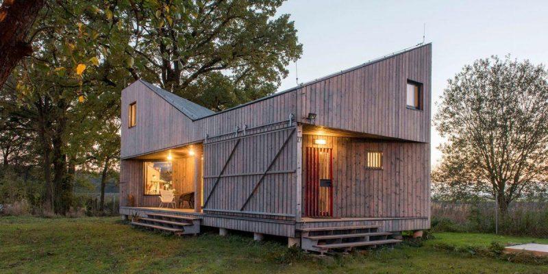 خانه ای با مصرف کم انرژی