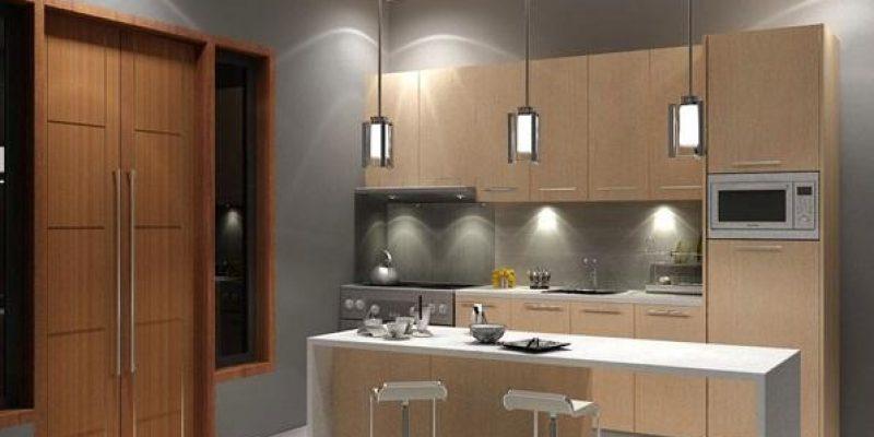 ۱۵ دیزاین میز بار آشپزخانه که میتوانید انتخاب کنید