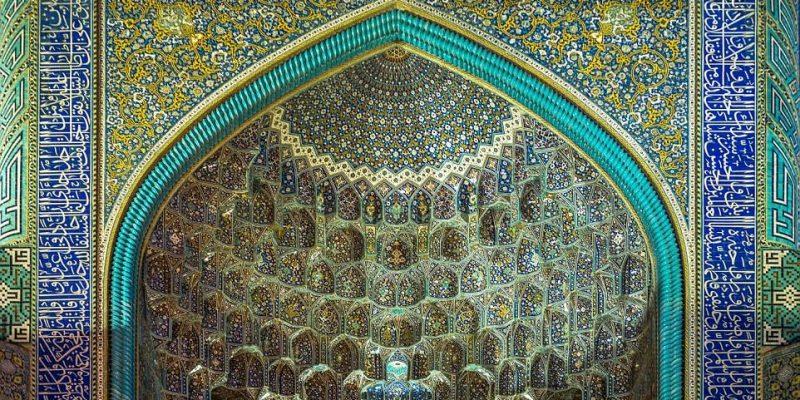 رنگ های ایرانی معروف در جهان که در معماری و طراحی داخلی می توان استفاده برد