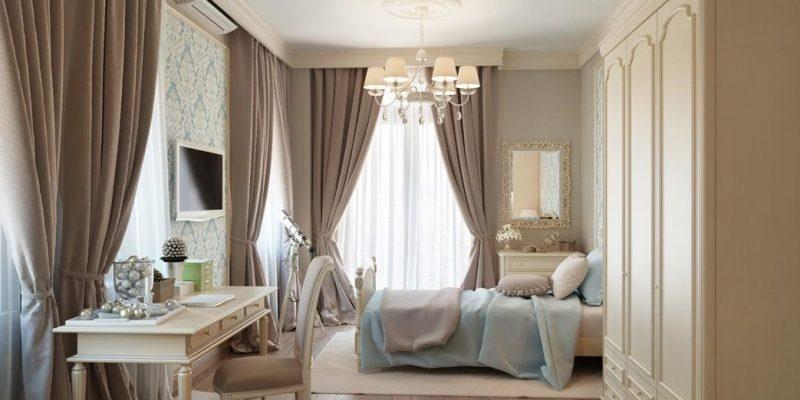 کاربرد رنگ خاکستری در اتاق خواب