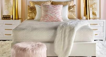 روتختی سفید : ۱۱ دلیل برای دوست داشتن روتختی های سفید در اتاق خواب