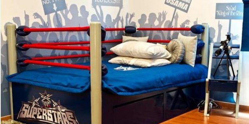 ۱۵ ایده برای دکوراسیون اتاق خواب پسربچه ها