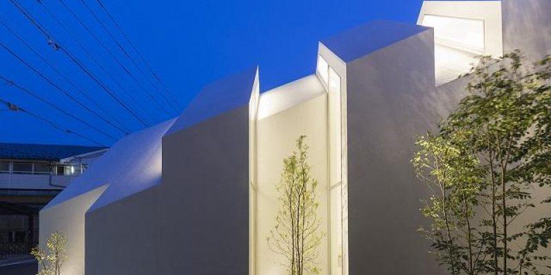 طراحی کلینیک Asahicho / معماران hkl studio