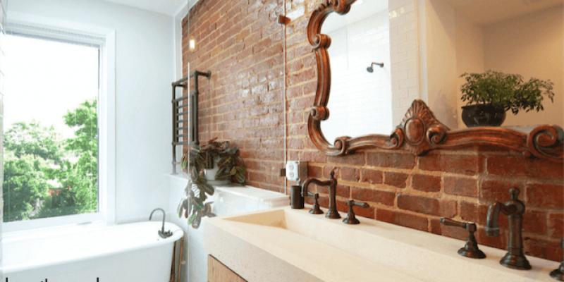 ۳۵ ایده برای آینه حمام برای منعکس کردن سبک طراحی تان