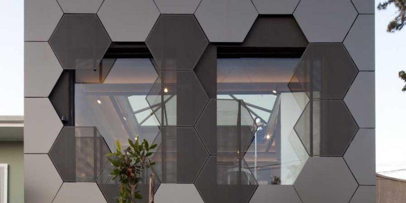 ۳۴ نمای ساختمان با طراحی غیر متعارف
