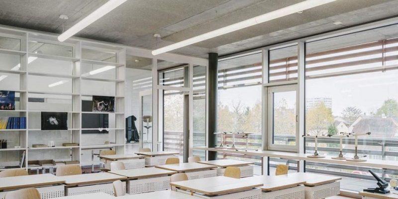 طراحی داخلی مدرسه ابتدایی Gartenhof / شرکت معماری BUR Architekten