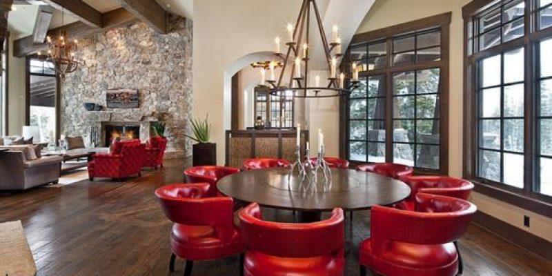 ۲۰ میز گرد زیبا و تماشایی برای اتاق ناهارخوری و آشپزخانه