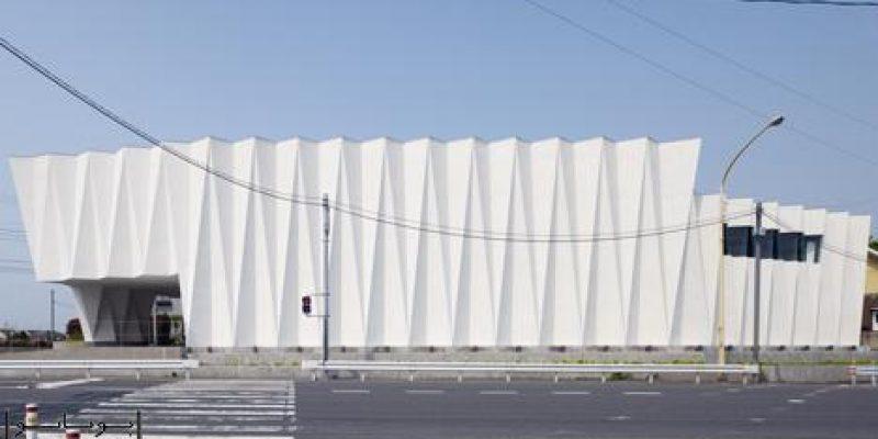 طراحی تالار عروسی Pleats.M / معماری Hironaka Ogawa