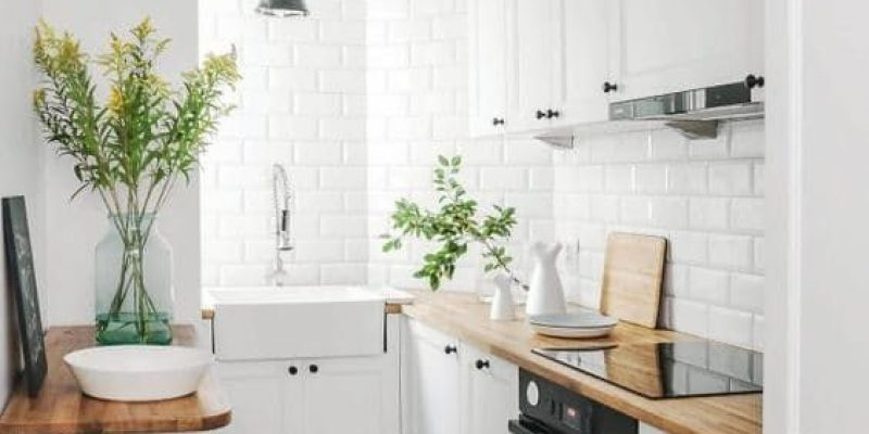 توصیه برای آشپزخانه های کوچک