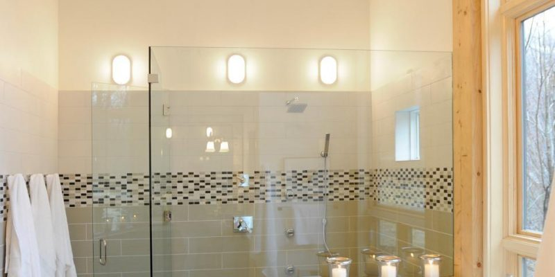 ۲۵ ایده برای نورپردازی حمام