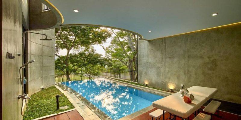 طراحی داخلی ویلای دوبلکس Kampono / شرکت معماری RAW