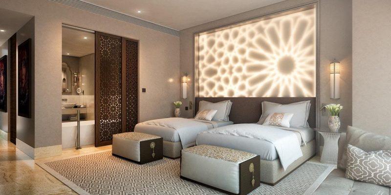 ایده های بسیار جالب برای طراحی نورپردازی اتاق خواب