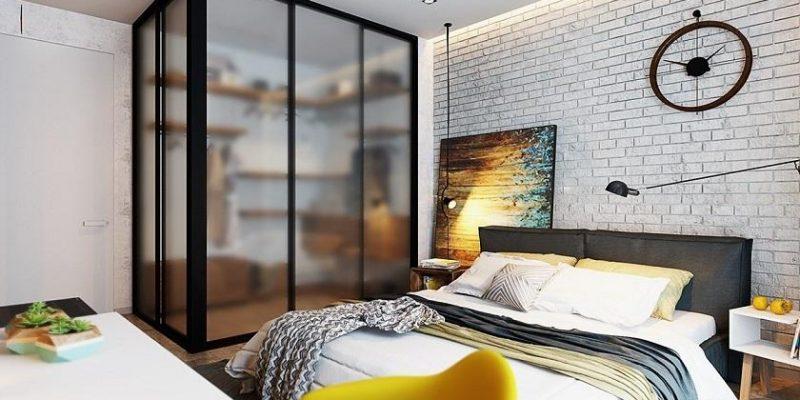 ۶ ایده ی طراحی برای دیوارهای اتاق خواب
