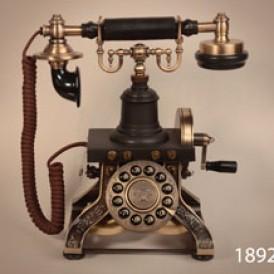 تلفن رومیزی والتر مدل ۱۸۹۲