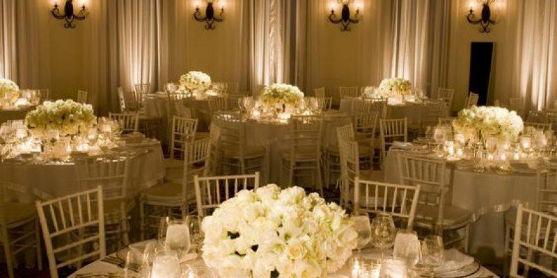 قدم به قدم تا طراحی دکوراسیون سالن عروسی ایده آل