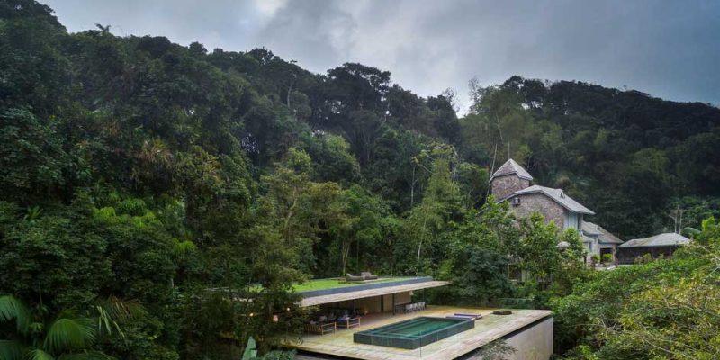 طراحی ویلای جنگلی / شرکت معماری MK27 _ مارسیو کوگان + سامانتا کافاردو