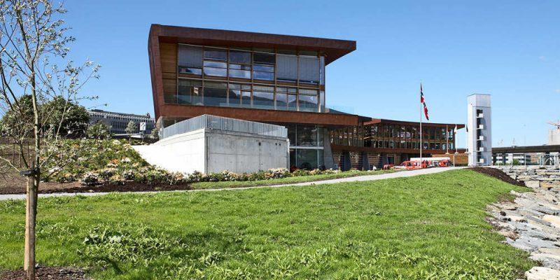 ایستگاه آتشنشانی برگن (Bergen) در نروژ
