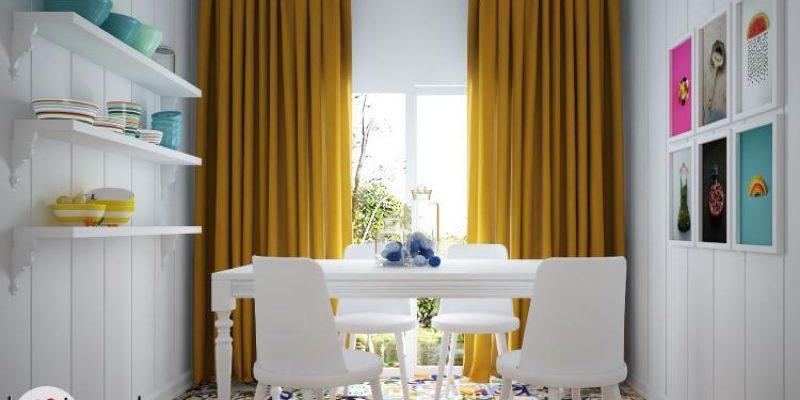 ۷ راهکار خارق العاده برای تزئین دکوراسیون منزل با رنگ سفید
