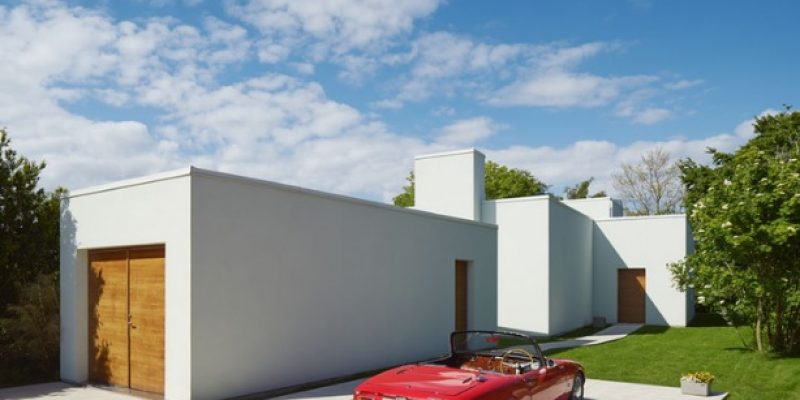 طراحی ویلا جی تو J2 / شرکت معماری  Lindvall A & D