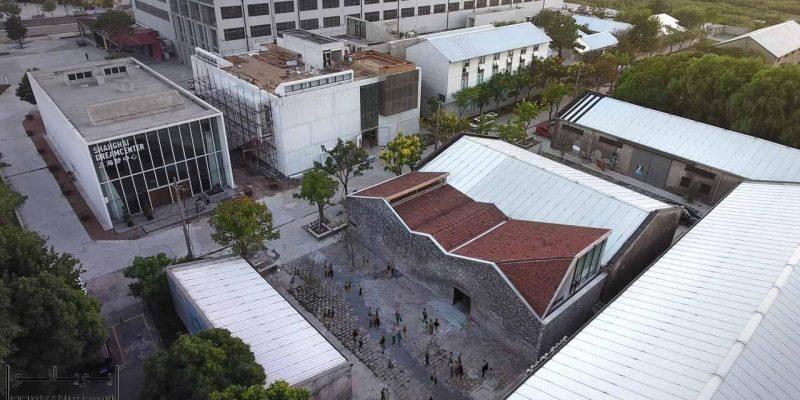 طراحی مرکز نمایش چی شی (Chi She) / شرکت معماری آرکی یونین (Archi-Union)