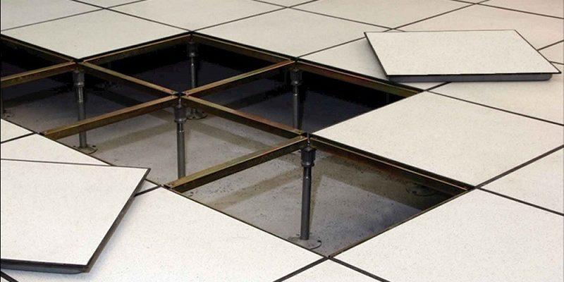 کف کاذب در معماری و طراحی داخلی