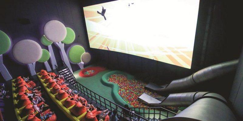 طراحی سینما Cinemaxx Junior ؛ سینمایی برای کودک و خانواده