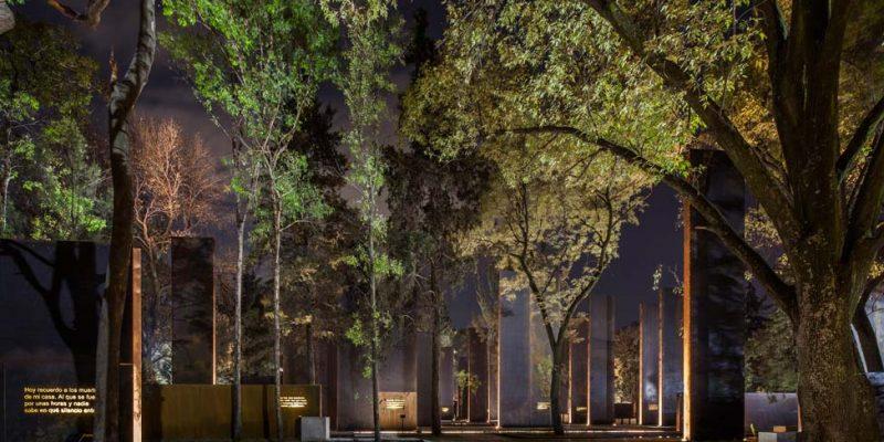 طراحی بنای یادبود به قربانیان خشونت در مکزیک / معماران Gaeta Springall