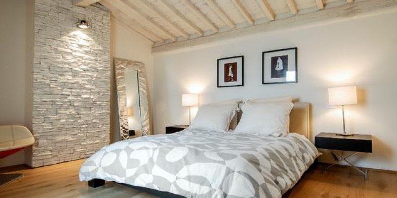۵ ترفند برای طراحی اتاق خواب سفید