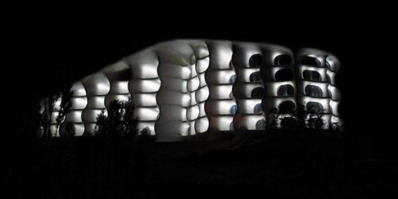طراحی اقامتگاه اسکی بارین / شرکت معماری  ری را