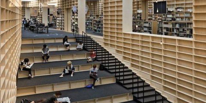 سرگرمکنندهترین کتابخانه های جهان!