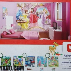 پوستر کودک والتستیک WALLTASTIC