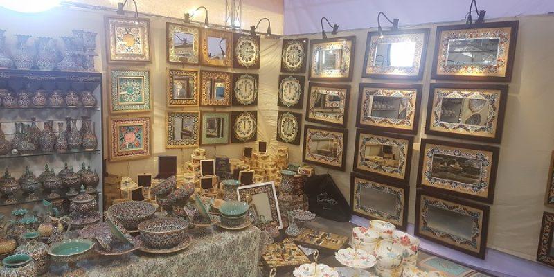 نمایشگاه صنایع دستی تهران – بیست و هشتمین دوره صنایع دستی مناسب برای دکور منزل