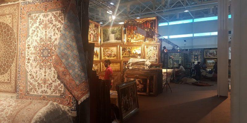 نمایشگاه فرش دستباف تهران – بیست و ششمین دوره نمایشگاه فرش منزل