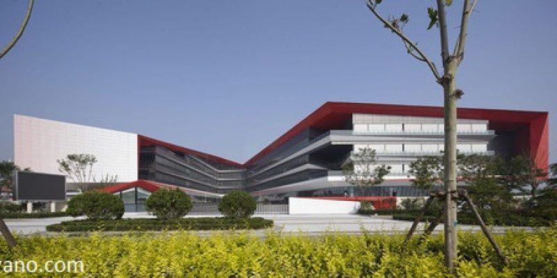 مدرسه ی Binhai Xiaowai در چین