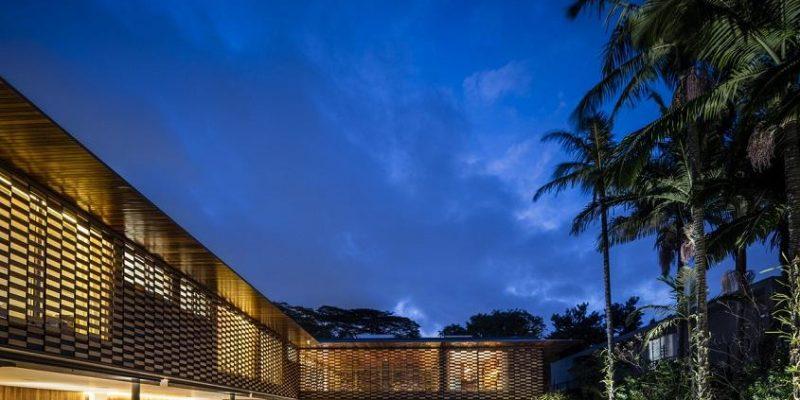 طراحی ساختمان GAF / شرکت معماری جیکوبسون