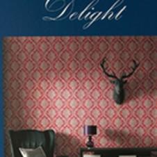 کاغذ دیواری دی لایت delight