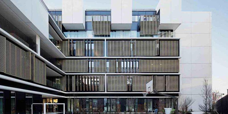 معماری مرکز رفاهی برای کودکان و نوجوانان / مرجان حسامفر و جو ورونز