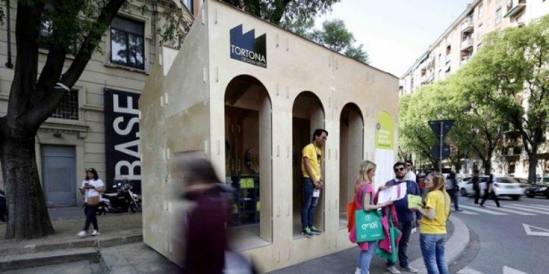 طراحی کوییک باکس / معماری Boano Prišmontas