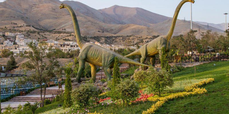 ژوراسیک پارک در تهران!