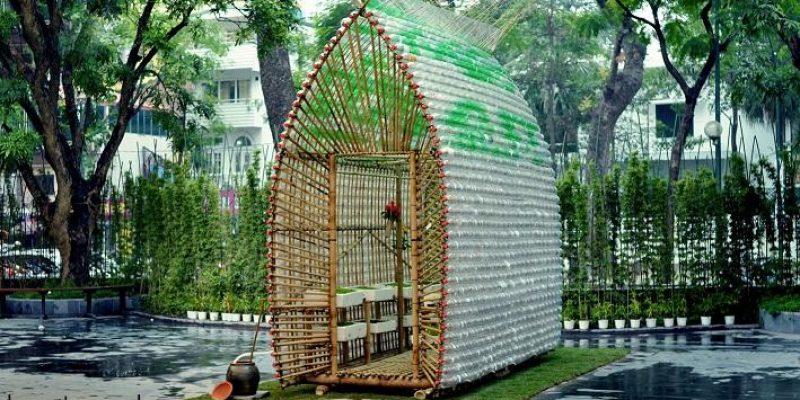 طراحی و اجرا خانه پرورش نباتات / معماران بین المللی ۱+۱>۲ JSC