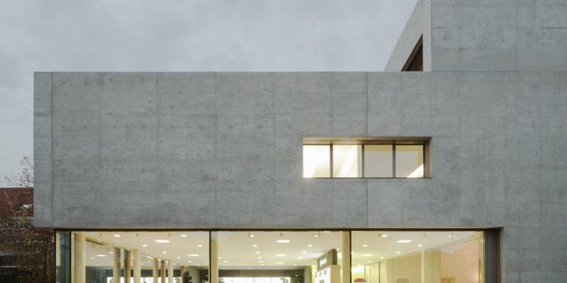 طراحی دفتر اداری گرینر / f m b architekten