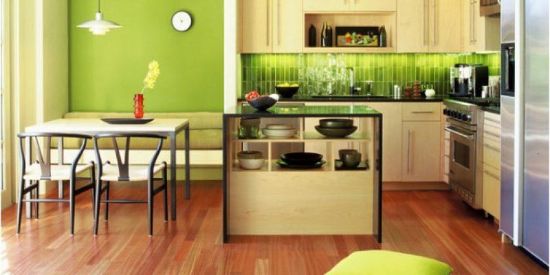 رنگ سبز گرینری Greenery در دکوراسیون منزل رنگ سال ۲۰۱۷ اعلام شده توسط موسسه Pantone