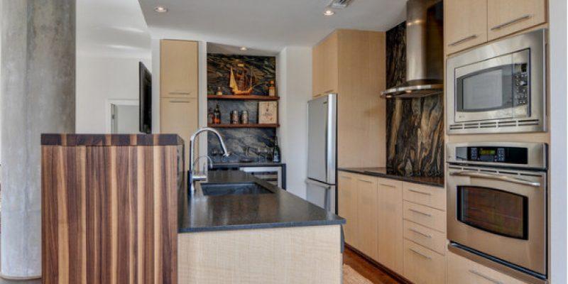 اندازه گیری های کابینت آشپزخانه و فضای آشپزخانه برای کمک به طراحی بهتر